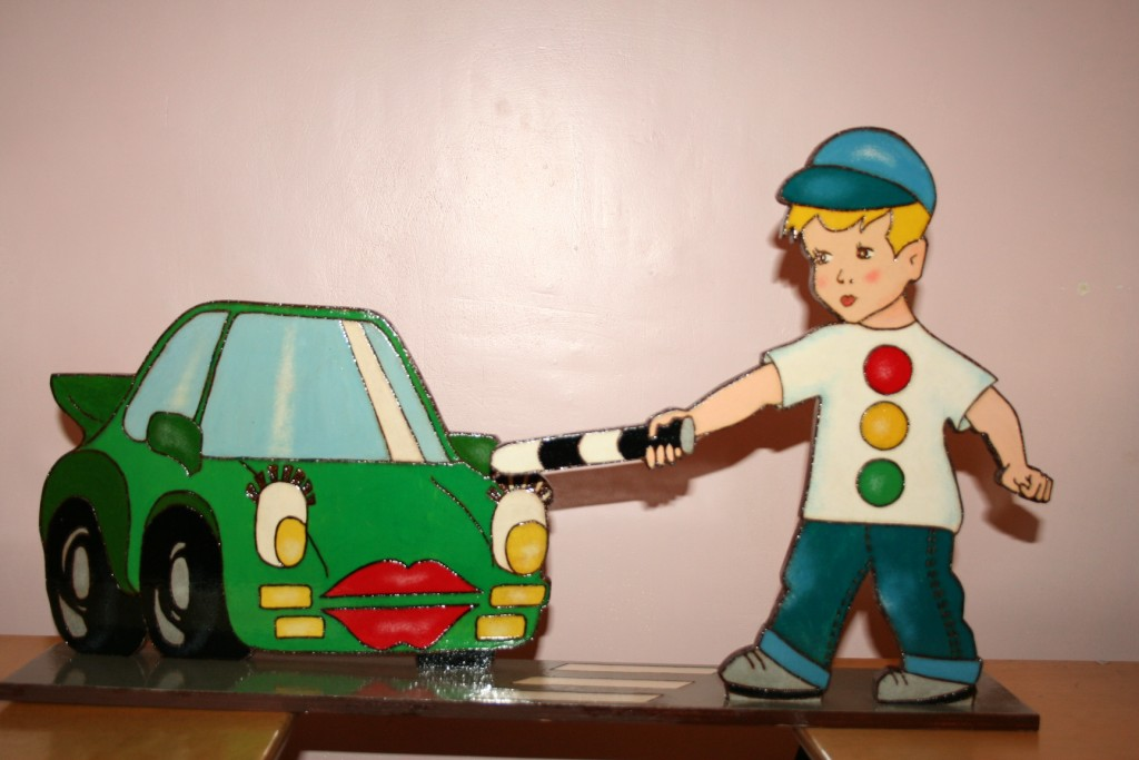 Поделки по безопасности дорожного движения своими руками 33